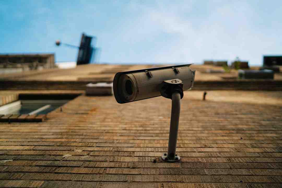 Comment neutraliser une caméra de surveillance