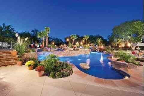 Comment faire une piscine lagon